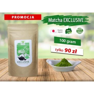 EXCLUSIVE  Matcha Green Tea  - 100g