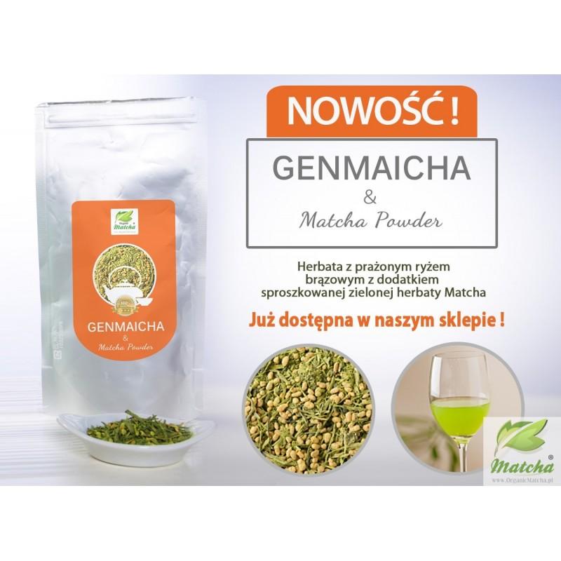 Genmaicha z Matcha - 3x50g