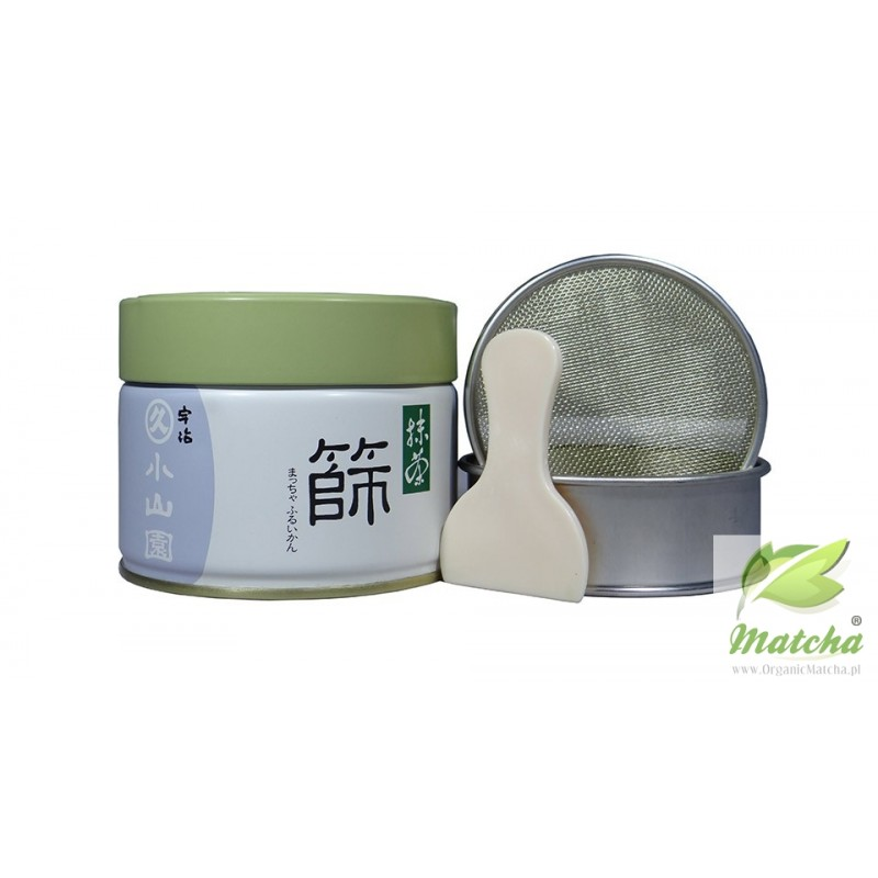MATCHA STRAINER CAN