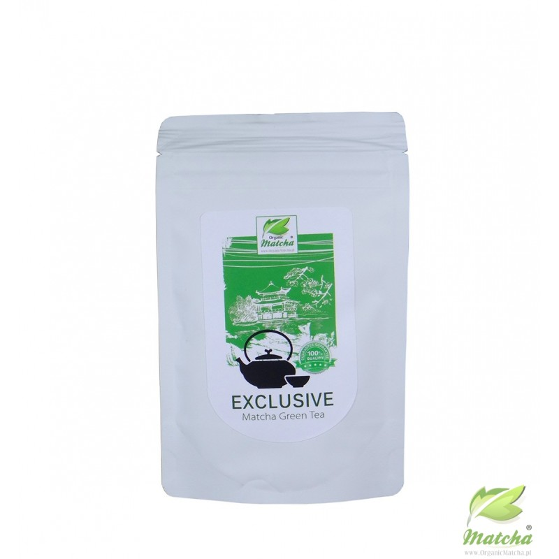 EXCLUSIVE  Matcha Green Tea  - 250g